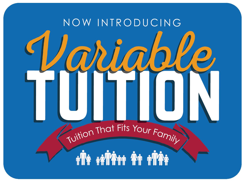 FA Variable Tuition badge