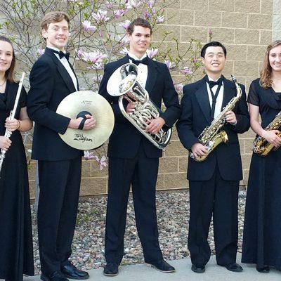 2019-04 Band Seniors
