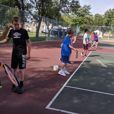 2019-09 Tennis