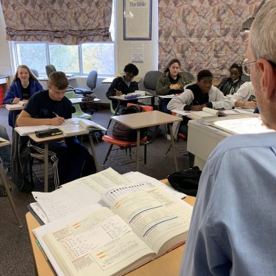 2019-10 Math Class - Mr. Wollman