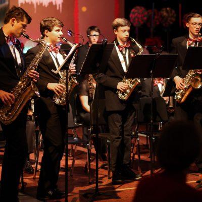 2019-12 Saxophone Quartet