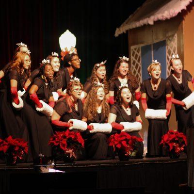 2019-12 Yuletide Girls Choir