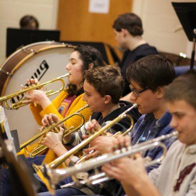 2020-01 Pep Band